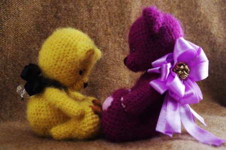 amigurumi bear toy lokys meškinas žaislas