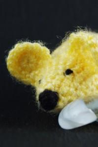 amigurumi mouse cat toy pet pelė žaislas katė katinas