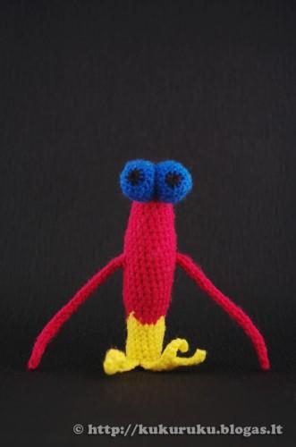 animacija, animation, charachter, Man-eater, Moomin, Mumiai troliai, Mumintroll, personažas, Tove Jansson