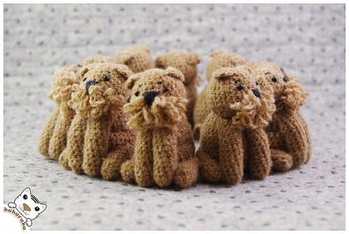 Brussells Griffon, Briuselio grifonas, amigurumi, dog, šuo, žaisliukas
